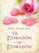 De Corazon a Corazon Heart (Heart To Heart)