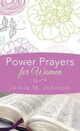 Power Prayers For Women Mass Market