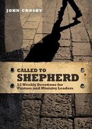 Called to Shepherd Hardback