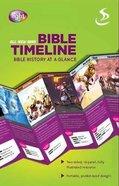 Bible Timeline (10 Pk) (Mini) Paperback