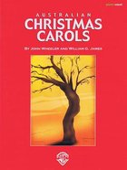 Australian Christmas Carols Sets 1-3 Complete (Music Book) Paperback