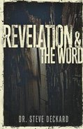 Revelation and the Word Paperback