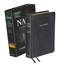 NASB Clarion Reference Bible Black