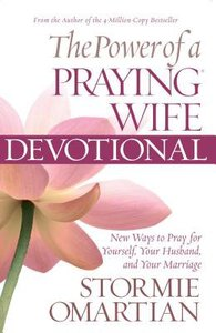 The Power of the Praying Wife Devotional (Large Print)