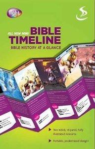Bible Timeline (Mini)