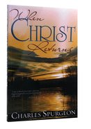 When Christ Returns Paperback