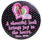 Pocket Mirror: A Cheerful Look Brings Joy to the Heart (Little Miss Grace)