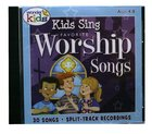 Kids Sing Favourite Worship Songs (Vol 1) CD