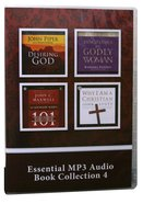 Desiring God, Disciplines of a Godly Woman, Leadership 101, Why I Am a Christian (#04 in Essential Mp3 Audio Collection Series)