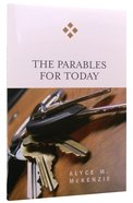 The Parables For Today (For Today Series) Paperback