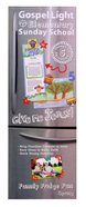Spring a 2020 Grades 1&2/3&4 Thp: Family Fridge Fun (Gospel Light Living Word Series) Paperback