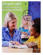 Gllw Spring a 2020 Grades 1 & 2 Poster Pack (Gospel Light Living Word Series) Poster