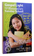 Spring a 2020 Grades 1 & 2 Student Talk Cards (For 5 Students) (Gospel Light Living Word Series) Paperback