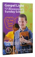 Spring a 2020 Grades 3 & 4: Student Talk Cards (Gospel Light Living Word Series) Paperback