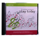Play Today #04: Instrumental Backings (Accompaniment) CD