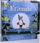 Panda Friends Hardback