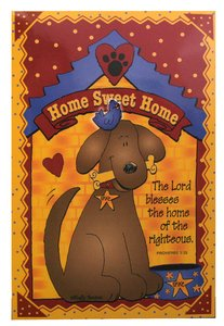 Poster Small: Home Sweet Home