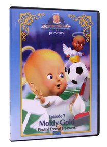 Moldy Gold (#07 in Cherub Wings (Dvd) Series)