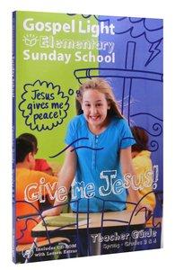Gllw Springa 2016 Grades 3 & 4 Teacher Guide (Gospel Light Living Word Series)