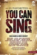You Can Sing! Unison/2-Part Choral Book Paperback