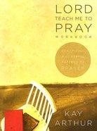 Lord Teach Me to Pray DVD