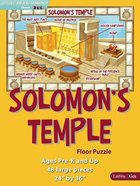 Solomon's Temple Floor Puzzle