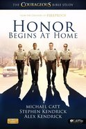 Honour Begins At Home (Teaching Clips): Courageous Bible Study (Dvd Only Set) DVD