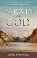 Darwin and God Paperback