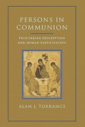 Persons in Communion Paperback