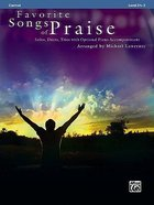 Favortite Songs of Praise (Music Book) (Clarinet)