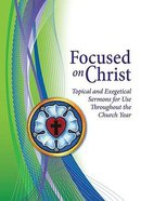 Focused on Christ Cd-rom