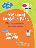 Play-Along Stories For Preschoolers (Play N Worship Series) Pack