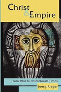 Christ and Empire Paperback