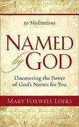 Named By God Paperback