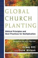 Global Church Planting Paperback