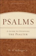 Psalms (2nd Edition) Paperback