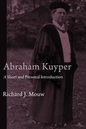 Abraham Kuyper Paperback