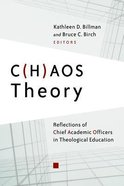 Caos Theory (H) Paperback