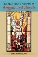 101 Questions & Answers on Angels and Devils (101 Questions & Answers) Paperback