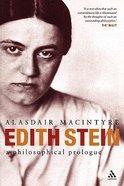 Edith Stein Paperback