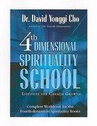 Fourth Dimensional Spiritual Workbook Paperback
