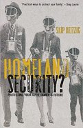 Homeland Security Paperback