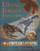 Living Fossils - Teachers Guide Paperback