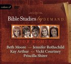 Bible Studies By Demand For Women DVD (Volume 3)