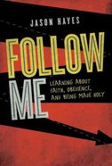 Follow Me (Member Book) Paperback