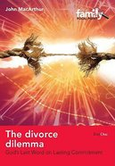 The Divorce Dilemma Paperback