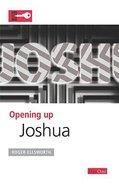 Joshua (Opening Up Series)