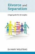Divorce and Separation Paperback