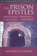The Prison Epistles Paperback