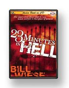 23 Minutes in Hell (Unabridged, 4 Cds) CD